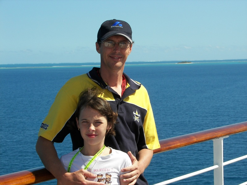 Lila First day At Sea (6)