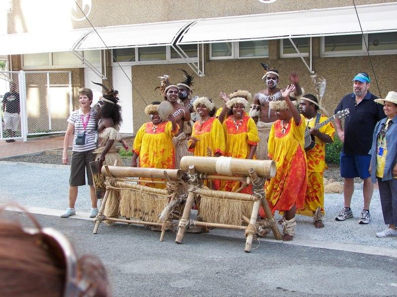 lila native NC dancers