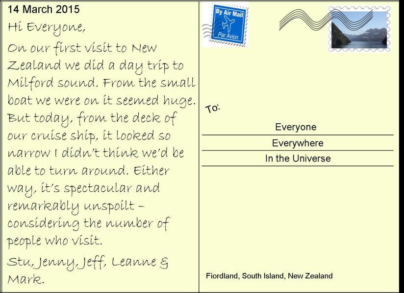 16 Milford Sound