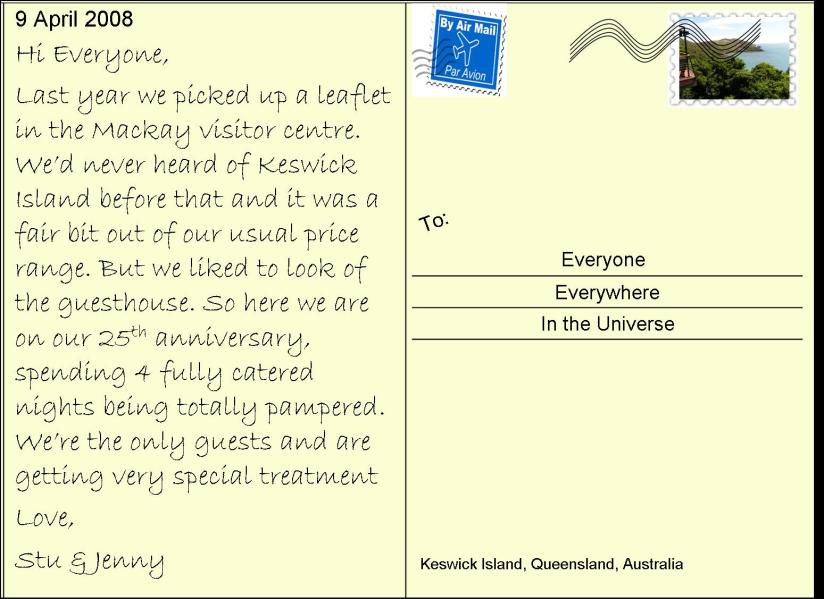 22 Keswick Island