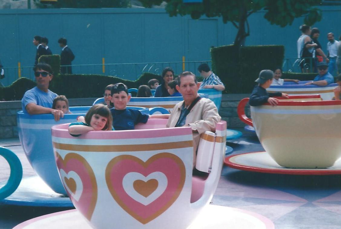 Something to write home about … Disneyland!