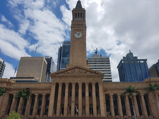 Iconic Brisbane: The call of the Hall