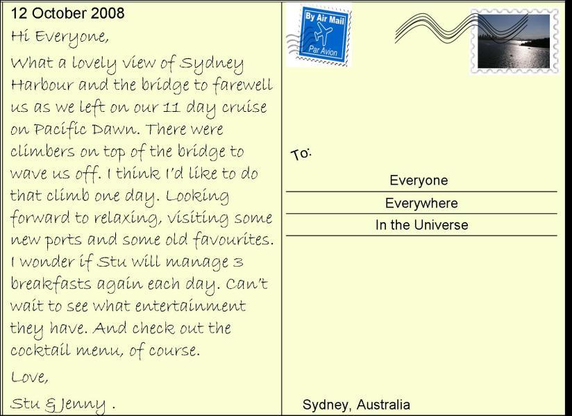54 Sydney Harbour