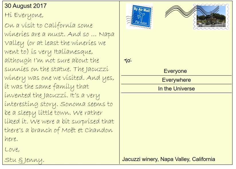 70 Napa Valley