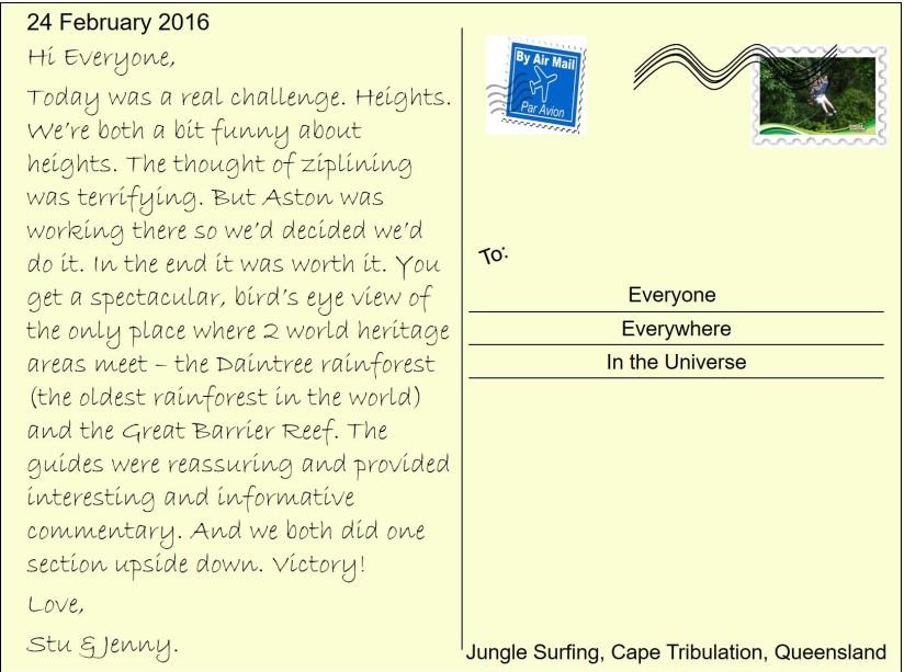 78 Jungle Surfing